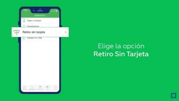 RETIRAR DINERO SIN TARJETA O CUENTA INTERBANK