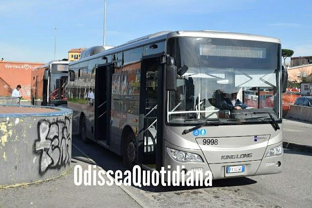 Arriva la gara per 100 linee bus di periferia