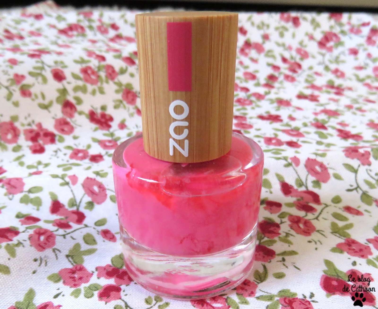 Vernis à Ongles - 657 Rose Fuchsia - Zao