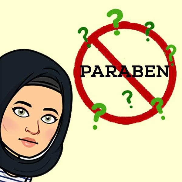 Apa Paraben in Skincare?