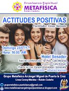 Conferencias en Puerto la Cruz