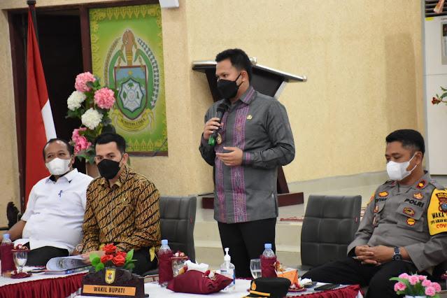 Jelang PTM, Kabupaten Sergai Gelar Simulasi 6-8 September di 3 Kecamatan