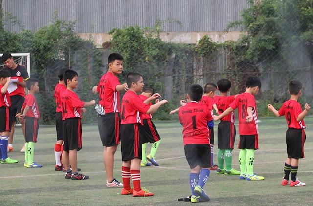 Lợi ích tuyệt vời của thể thao với trẻ bố mẹ chưa biết