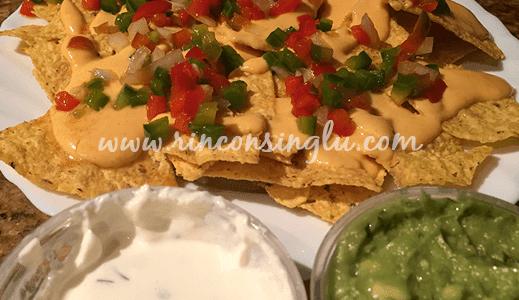 Jleo's nachos sin gluten