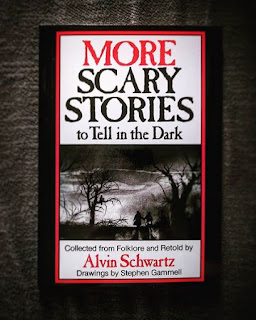 more scary stories to tell in the dark alvin schwartz