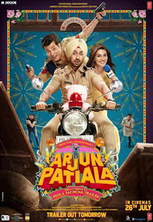 Arjun Patiala First Look Poster 6