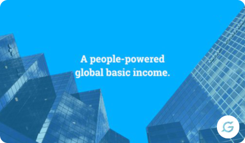 GoodDollar : a people-powered global basic income