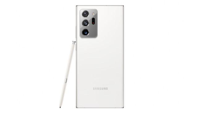 ألوان Samsung Galaxy Note 20 ... جميع الألوان والتركيبات المتوفرة