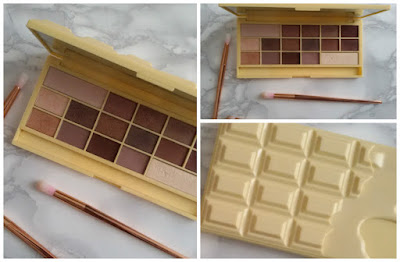 I heart makeup palette Naked chocolate