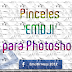 Brushes: Pinceles 'EMOJI' para Photoshop