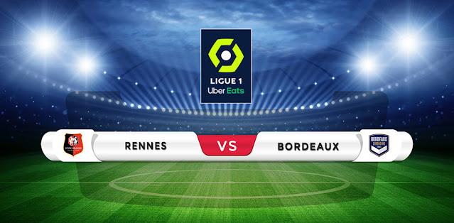 Rennes vs Bordeaux Prediction & Match Preview