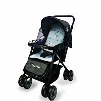 Kereta Dorong Bayi Crater P213RH Baby Stroller
