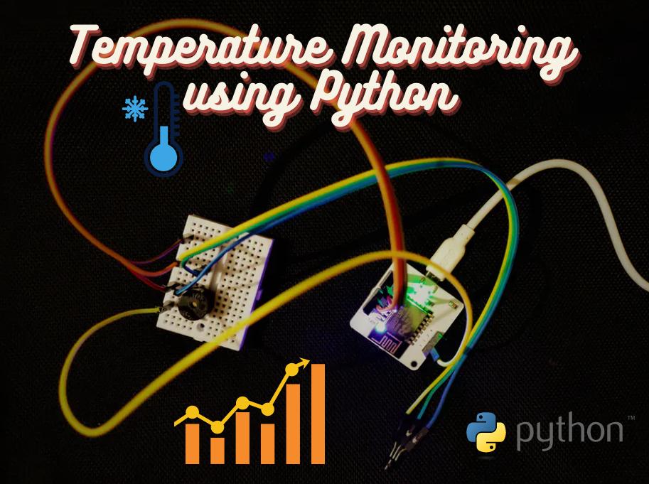 Temperature Monitoring using Python
