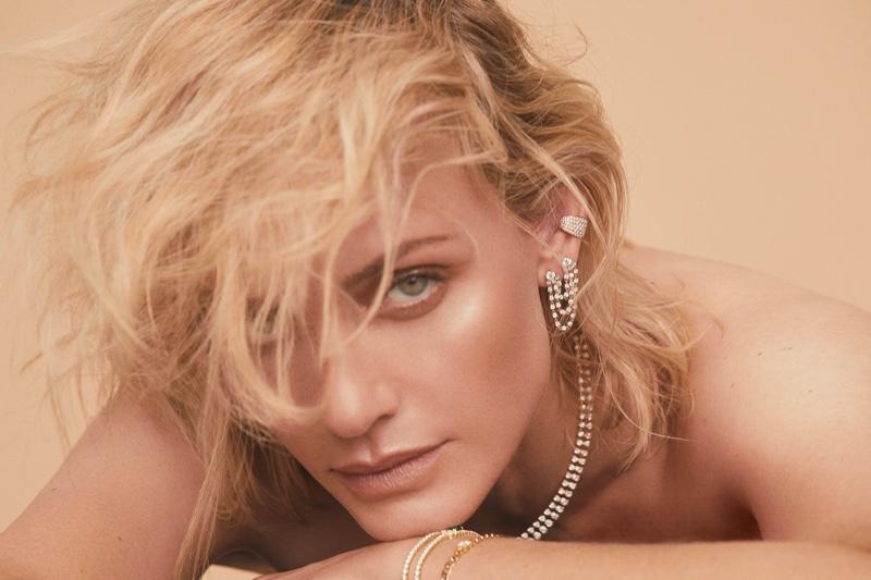 Amber Valletta stars in Anita Ko 2020 campaign