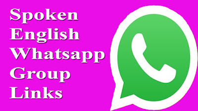 Spoken English Whatsapp Group Links