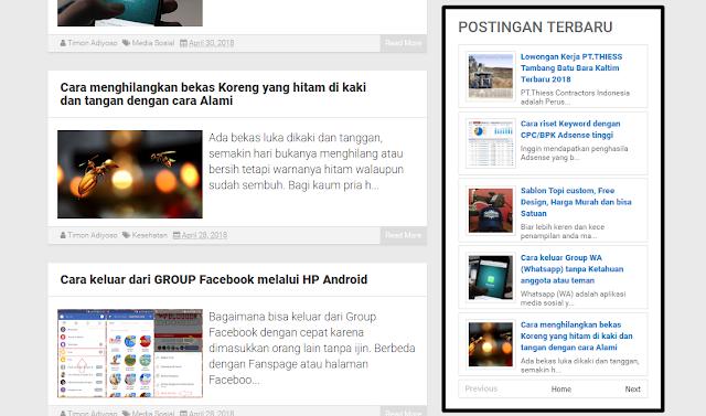 Mastimon.com, Situs Media Sharing dan Informasi Masa Kini