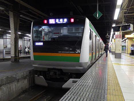 【ダイヤ改正で廃止!】通勤快速 高崎行き