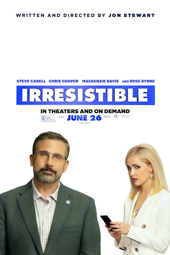 Irresistible (BRRip 720p Dual Latino / Ingles) (2020)