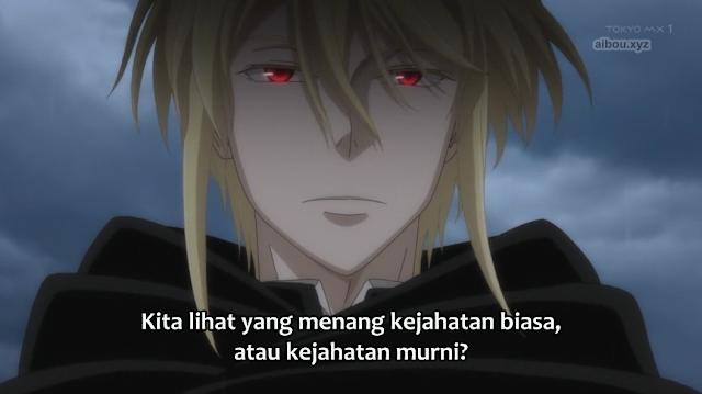 Yuukoku no Moriarty Episode 20 Subtitle Indonesia