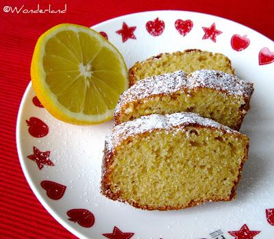 Lemon Ciambella Cake Recipe