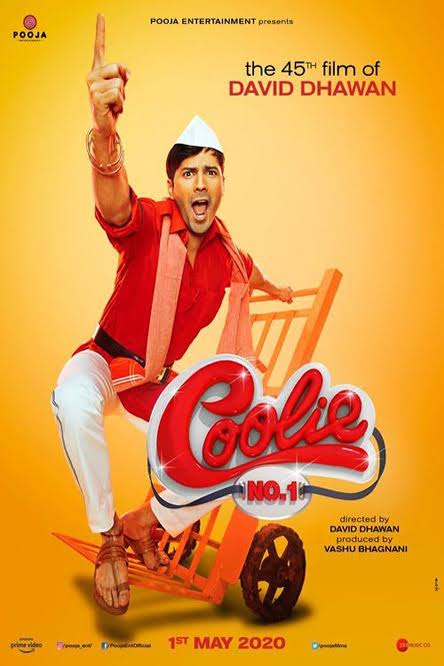 Coolie No. 1 New Movie Download 2020