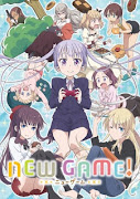New Game! Capituo 9