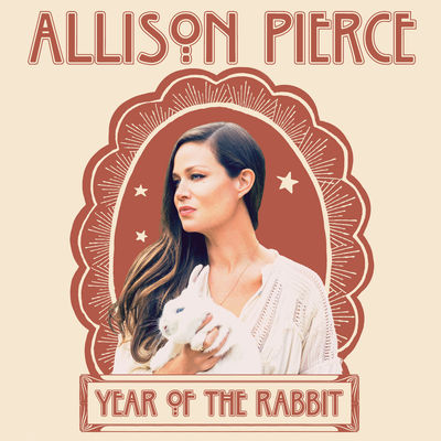 Allison Pierce - Year Of The Rabbit - Album Download, Itunes Cover, Official Cover, Album CD Cover Art, Tracklist