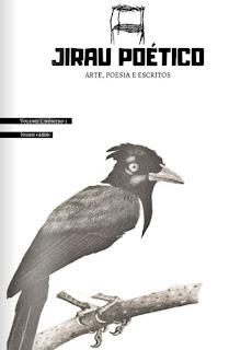 Poesias de estudante de Nutrição CES são destaque na 1º edição da Revista Jirau Poético