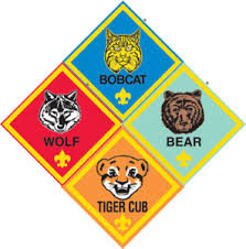 Bobca, Tiger Cub, Wolf, Bear