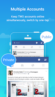Parallel Space Multi Account v4.0.8782 Pro APK