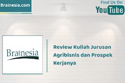 Review Kuliah Jurusan Agribisnis dan Prospek Kerjanya