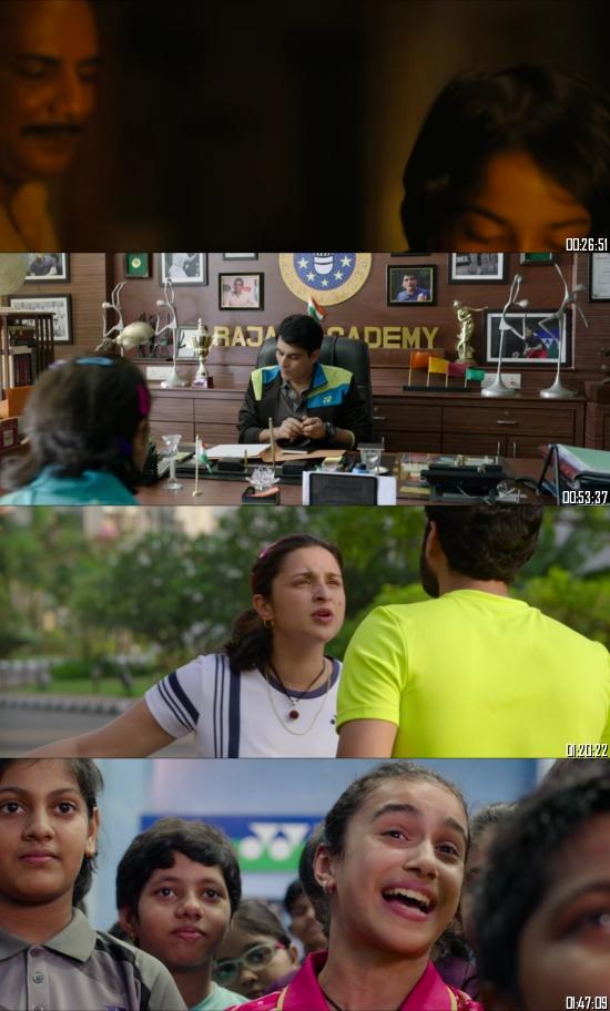 Saina 2021 Hindi 720p 480p WEB-DL x264 Full Movie