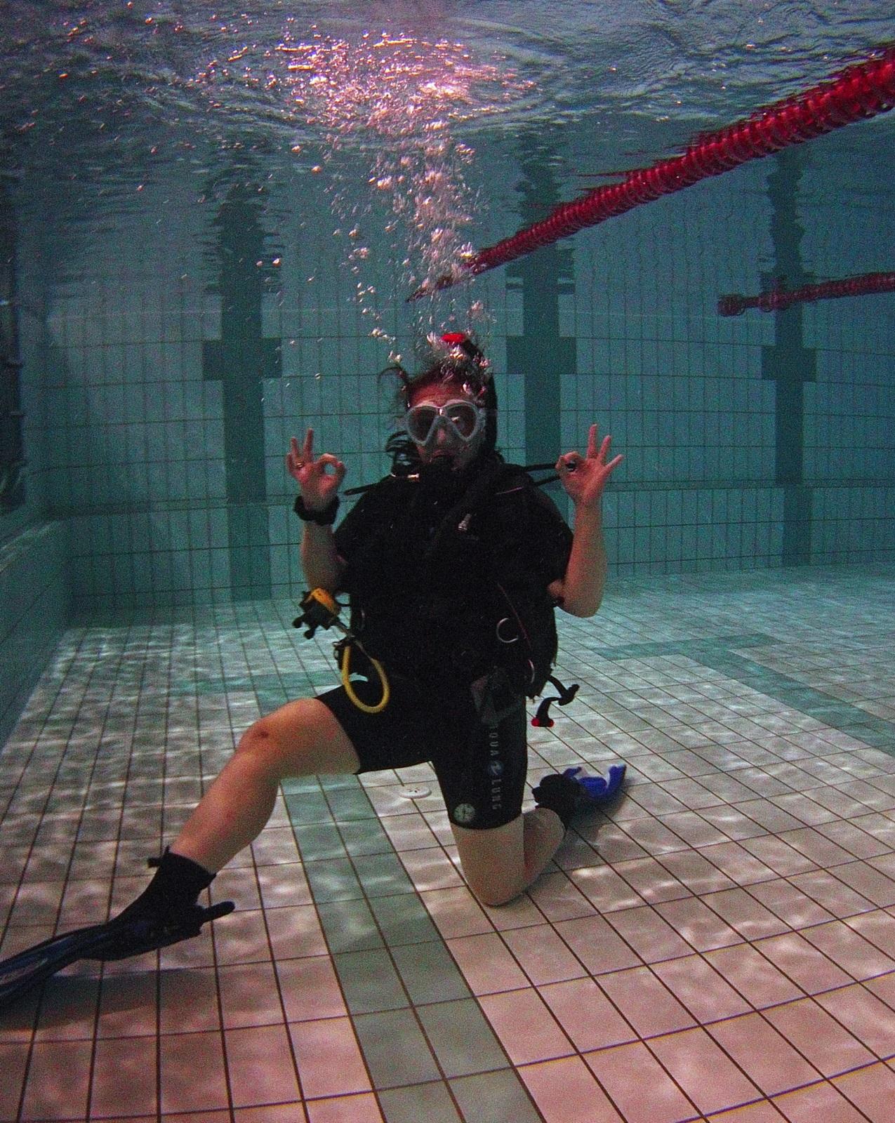 Jak zacząć nurkować