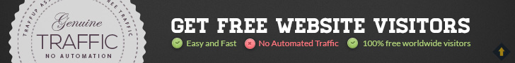 Register on Traff Up and earn free manual websites traffic exchange