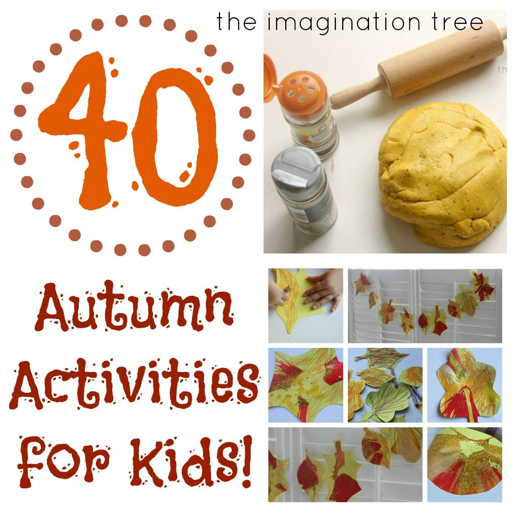 Autumn Play Collection 40 Fabulous Ideas