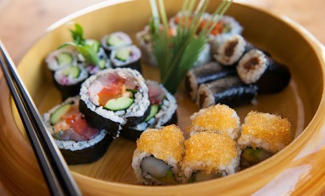 Restaurante Sushi Ran em Sausalito