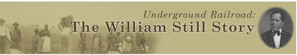 the story of william still William still was born on this date in 1821 he was a black abolitionist, conductor on the underground railroad, writer, historian and activist the date of william still's birth is used by the registry and by most sources, though he gave the date of november 1819 in the 1900 census.