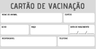 carteirinha pet pdf