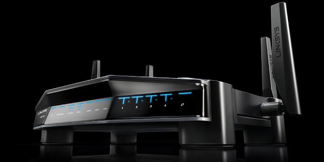 Router Untuk Gaming  Dari Linksys