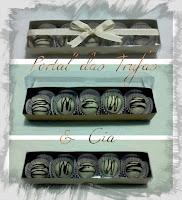 caixa com trufas