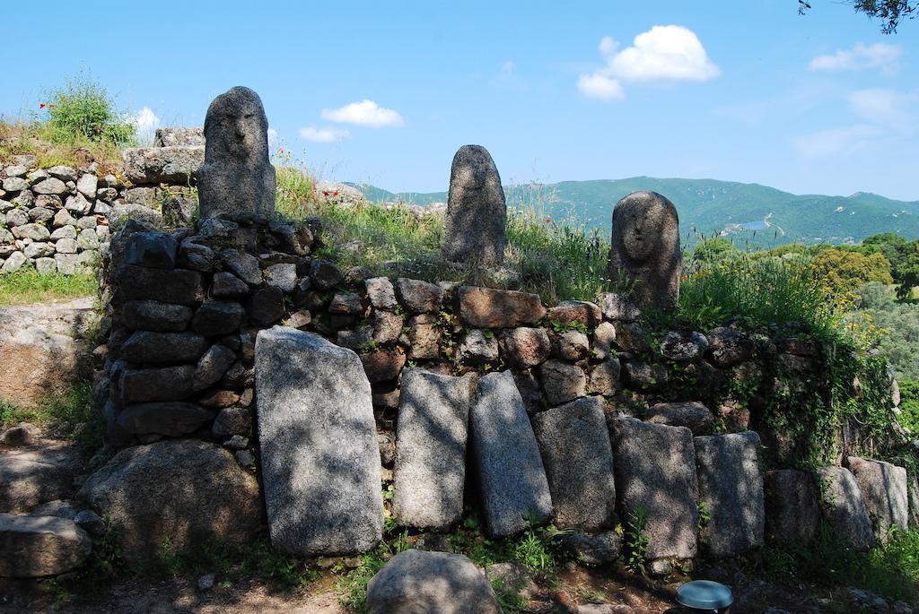 statue menhir Filitosa