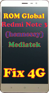 ROM Redmi Note 3 Global V7.5.1.0
