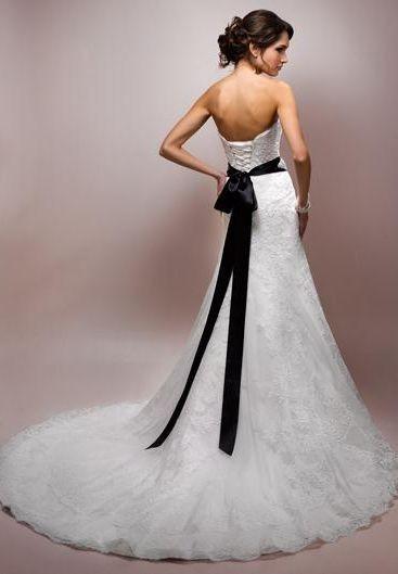 Http Www Whiteazalea Bride 905 Lace Strapless Sweetheart A Line Elegant Wedding Dress Html