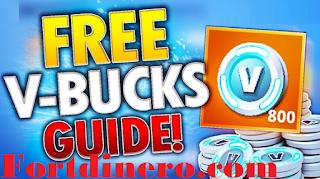 Fortdinero Free Vbucks Fortnite Via fortdinero.com
