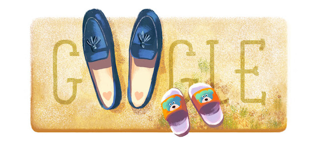Mother's Day 2016 - Google Doodle