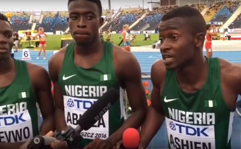 Video: We didn't eat for 3 days - Nigeria athletes at 2016 Rio Olympics