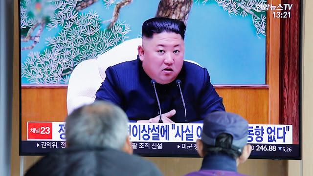 """Un asesor del presidente surcoreano asegura que Kim Jong-un está """"vivo y bien"""""""