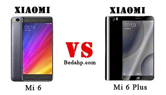 Perbedaan Mi 6 dan Mi 6 Plus