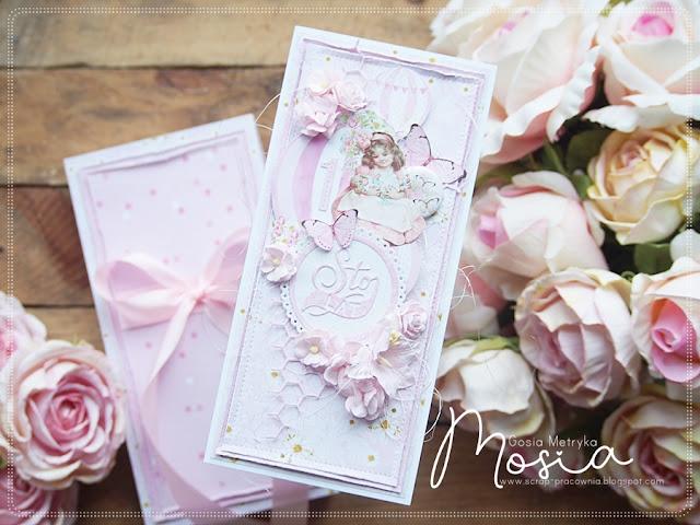 Różowy roczek