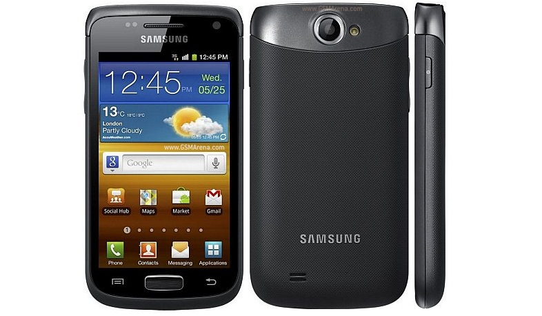 Cara Flashing Samsung Galaxy W I8150 Mati total / Bootloop